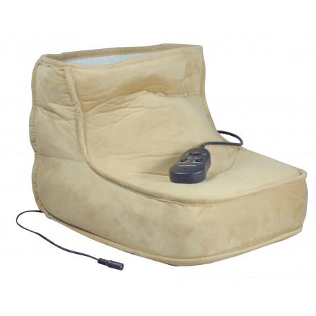Botte de massage chauffante