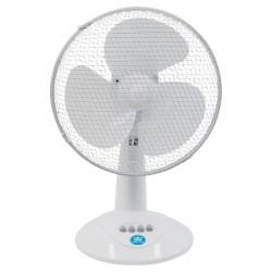 Ventilateur 30 cm 3 vitesses fonction oscillation silencieux