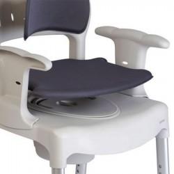 Chaise perçée 3 en 1 avec coussins
