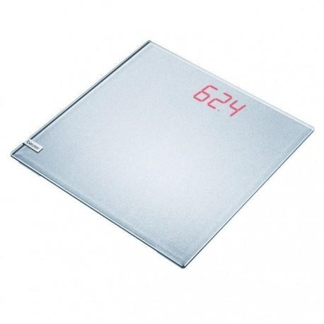 Pèse personne électronique en verre