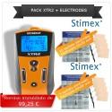 Pack électrostimulation XTR2 + électrodes
