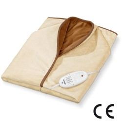 Couverture chauffante cape dos nuque cervical