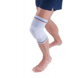 Genouillère de stabilisation renforts latéraux - Attelles orthopédie
