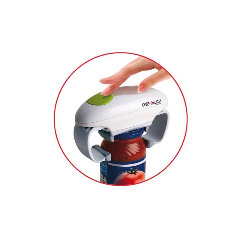 ouvre bocal automatique bocaux pots de confiture vie pratique