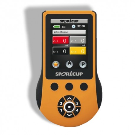 Electrostimulateur multisport XTR8