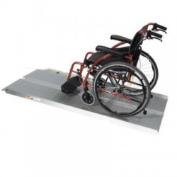 Rampe d'accès handicapé ERP pliante 213 cm