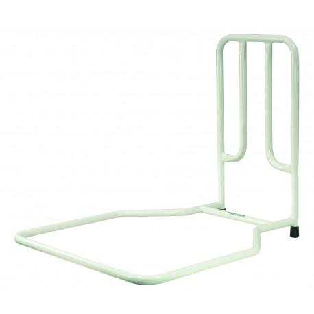 Aide de transfert lit à hauteur fixe solo configuration avec sangle - Positionnement au lit