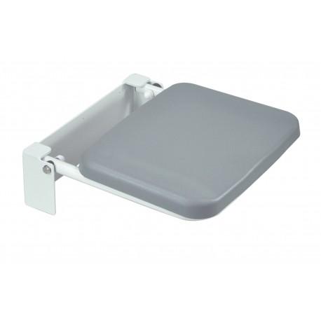 Siège de douche solo compact rembourré - Assise salle d'eau