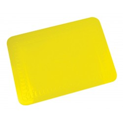 Set de table rectangulaire antidérapant tenura en silicone - import