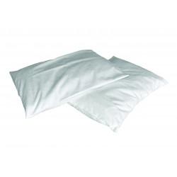 Taie d'oreiller imperméable en tissu eponge la paire