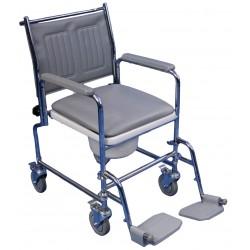 Chaise percée mobile réglable en hauteur lenham
