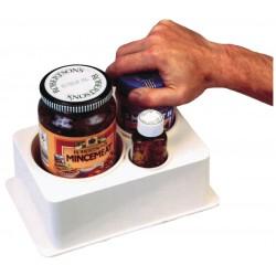 Ouvre-bocal ouvre-bouteille anti-renversement - Amenagement cuisine