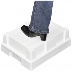 Marchepied en matière plastique - Marche pied baignoire