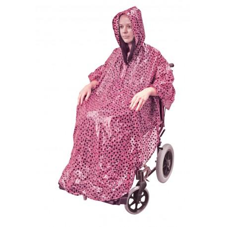 Poncho pour fauteuil roulant - Accessoires fauteuil roulant