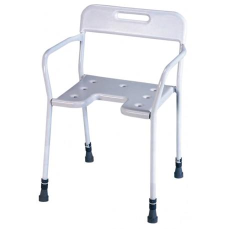 Chaise de douche darenth - Assise salle d'eau