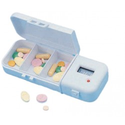 Pilulier aide-mémoire - Vie quotidienne