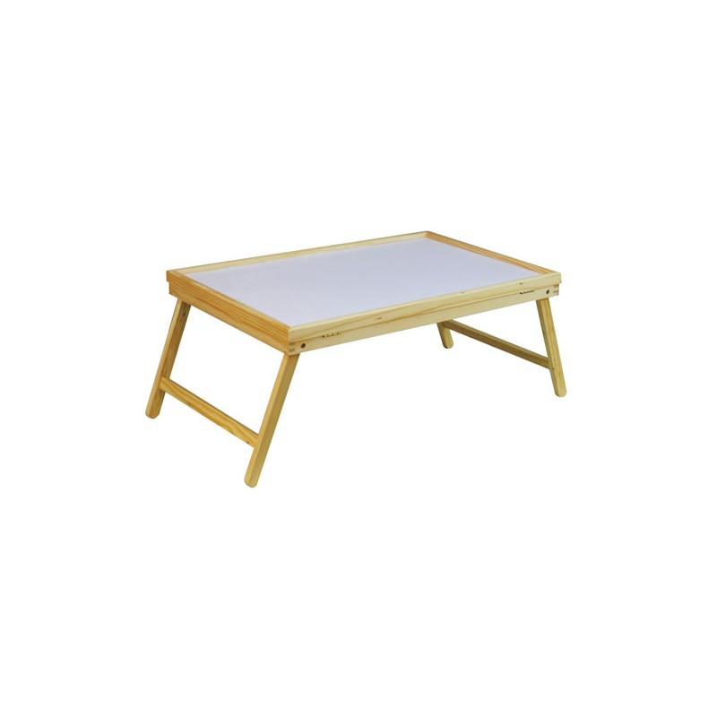 plateau en bois pliable et inclinable pour petit d jeuner au lit medico boutique. Black Bedroom Furniture Sets. Home Design Ideas