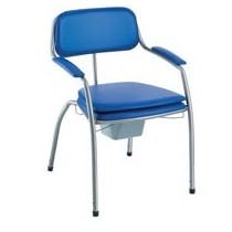 Chaise percée sans roulette