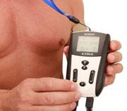 Electrostimulateur 4 voies musculaire Pro Sport XTR4